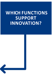 What areas support innovation?