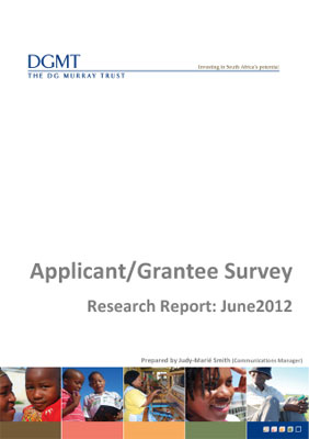 Partner survey 2012