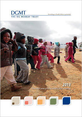 Download our 2013 Annual Report