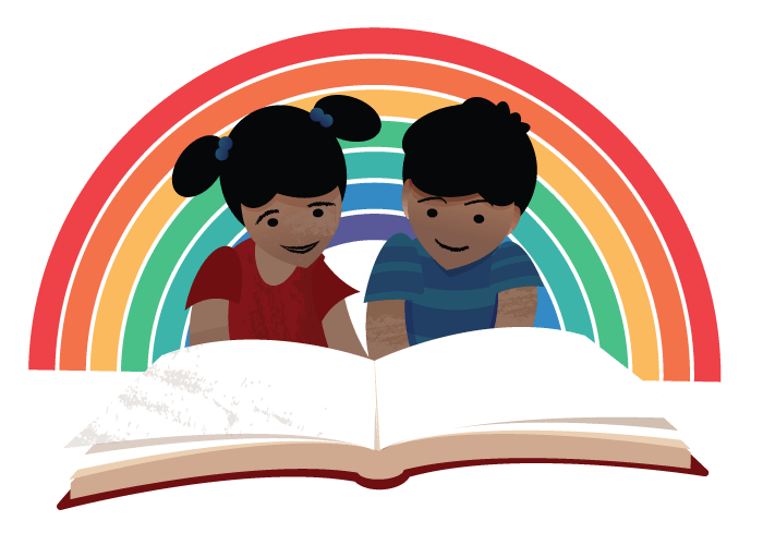 Help children to love reading