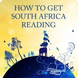 How to get South  Africa reading