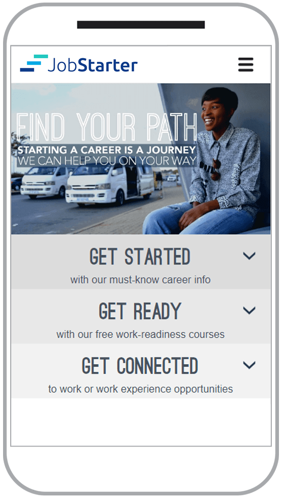 JobStarter Mobile Education App