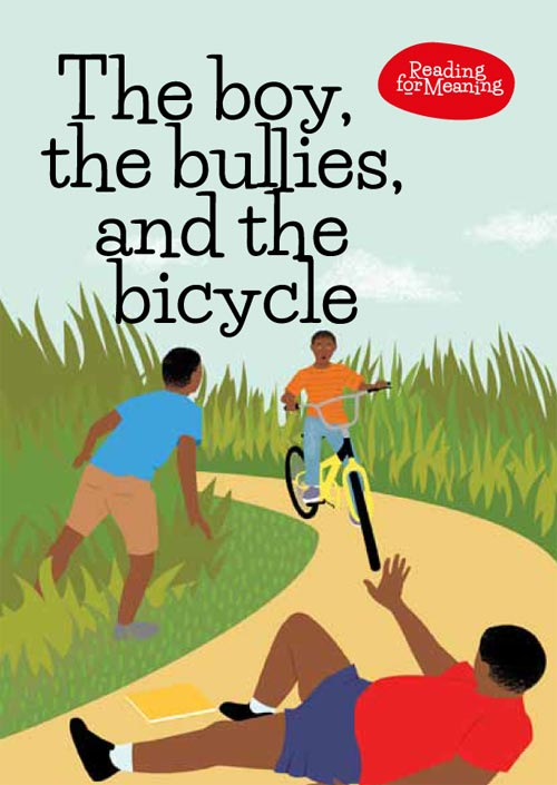 The boy, the bullies and the bicycle