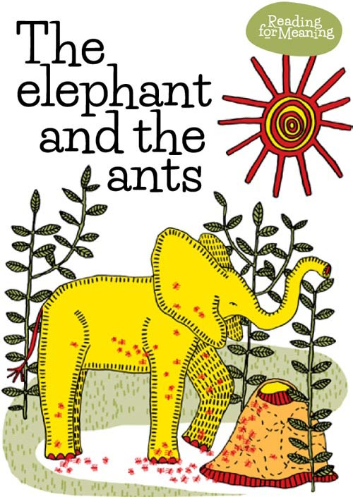 The elephant and the ants