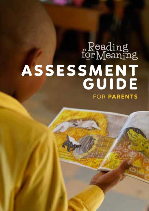 Assessment Guide for Parents