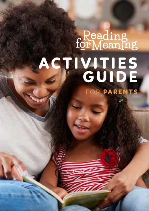 An Easy Activity Guide for Parents