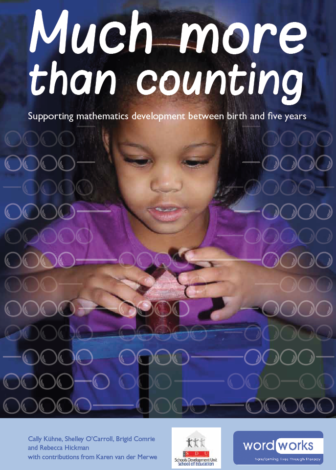 Much more than counting