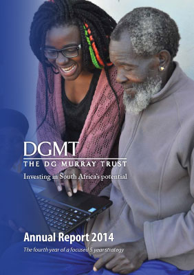 Download our 2014 Annual Report