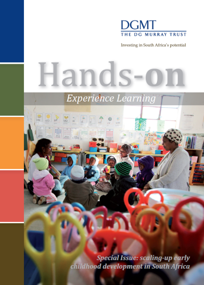 Image for special ECD Hands-on issue